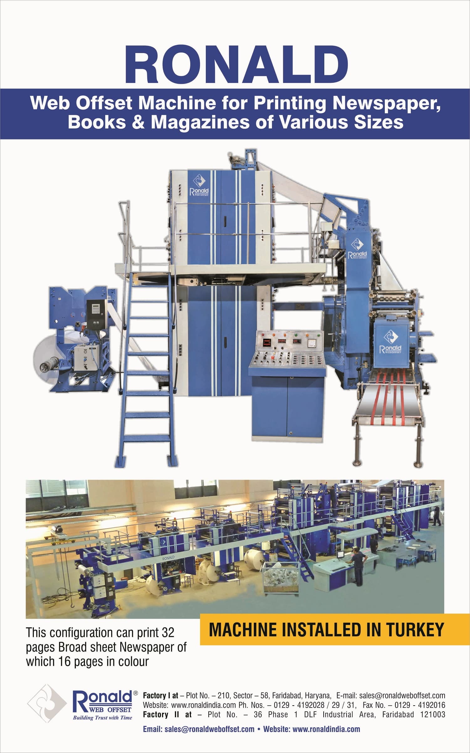 Web Offset And Sheetfed Printechno Solutions Press Diagram Gravure Printing For Newspaper Books Magazines With Speed Of 20000 30000 36000 45000
